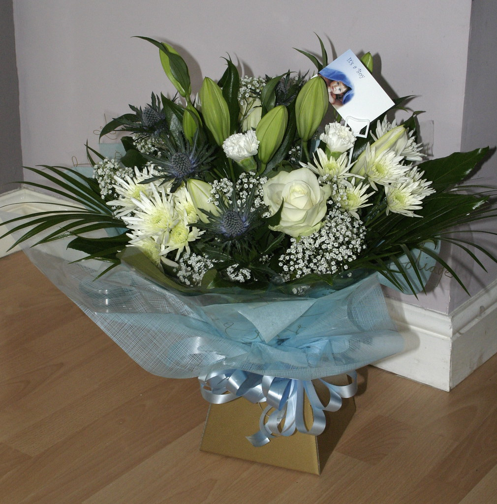 Flowers for Louise - 1