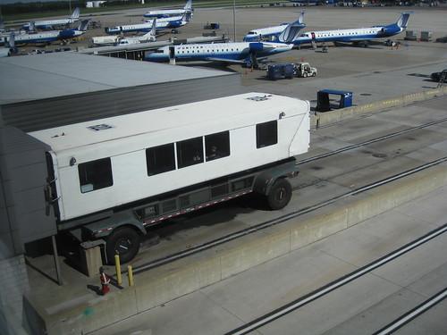 Dulles Airport Transit Blues