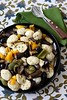 Thumbnail image for Grilled Eggplant And Bell pepper Salad With Bocconcini Cheese