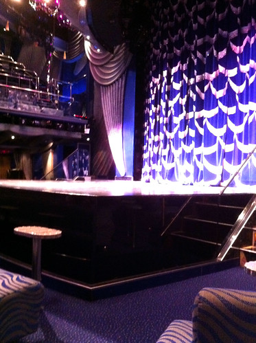 Carnival Splendor - Edge of Stage