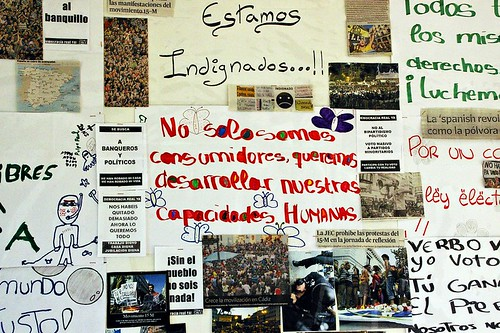 estamos indignados - Institutos 3ºESO