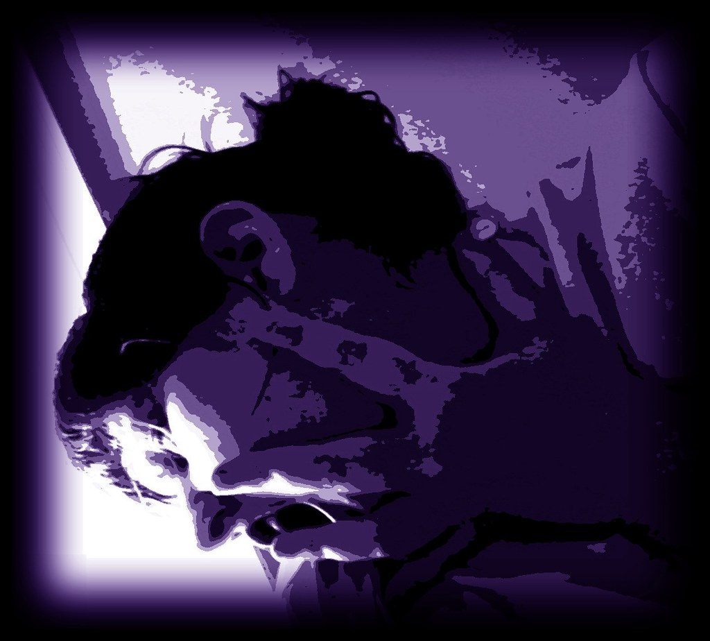 fibromyalgia purple