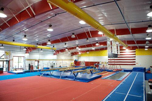 Buckeye Gymnastics Powell Gymnastics Gym