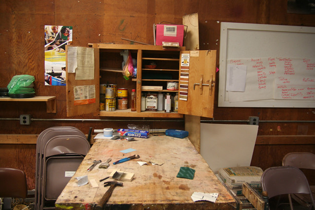 workbench in Perrine