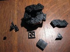 TYCO special pieces (infrapinklizzard) Tags: lego buildingblocks tyco