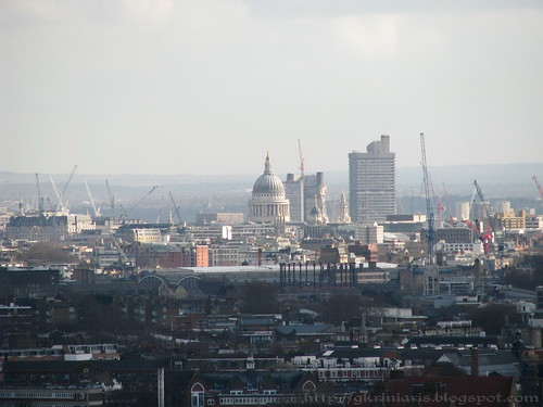 St Paul's Cathedral view