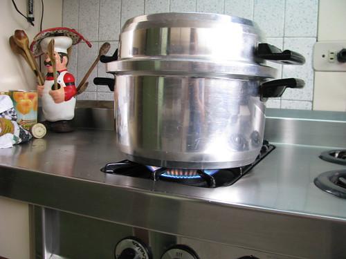 Como hacer un ajiaco (sopa)