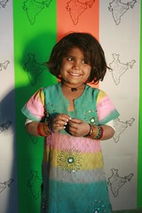 I have an Indian background (orange tuesday) Tags: light orange india white cute green girl smile youth pose happy child map indian side young shy tribal installation tribe gujarat kutch traditonal gujarati indiangujaratgujaratikutchtribetribalgirlmapinstallationcutetraditionalgreenorangewhiteyoungyouthsidelighthappyshy