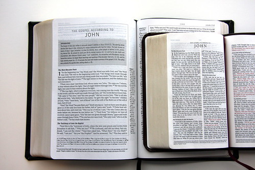 Personal Reference ESV 3
