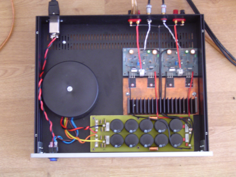 Nap 140 Clone Amp Kit On Ebay Page 9 Diyaudio