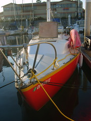 S5004759 (socalmik) Tags: red 1969 up sailboat fix boat ranger 26 gary mull racer oday r26 garymull socalmik