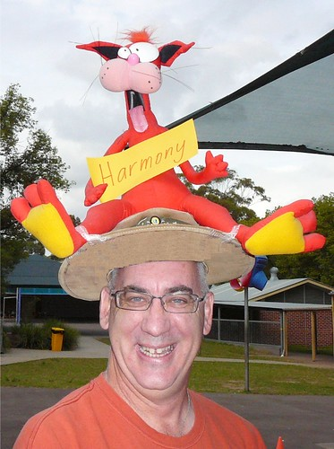 Harmony Day hat