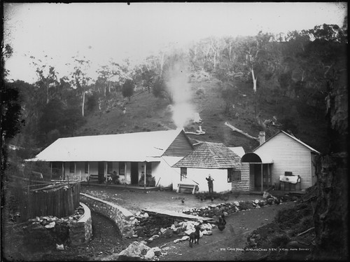 Caves House, Jenolan Caves, NSW by Powerhouse Museum Collection.