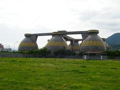 八里污水處理廠