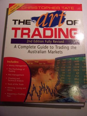 The Art of Trading Front Cover