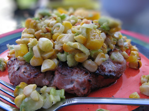 Roasted Corn Relish