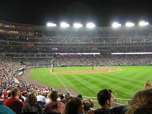 Nationals Park by rpongsaj.