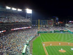 New Nats Park: panorama I