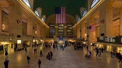 Grand Central Terminal (photo by diliff, Wikipedia Commons)