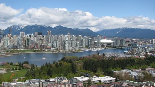 Beautiful Vancouver, B.C.