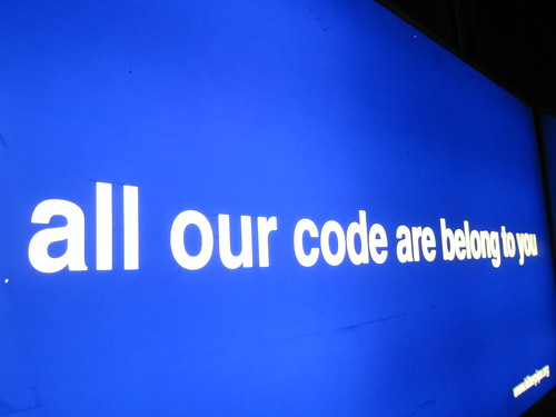 All our code...