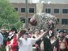 Fremont Solstice Parade 2008: Flying Spaghetti Monster
