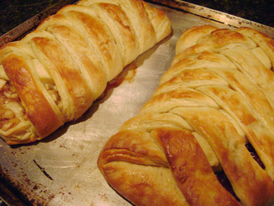 Daring Bakers June: Danish Braid
