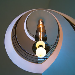 de la warr (jamesgalpin) Tags: spiral sussex award olympus 2008 e1 riba bexhill delawarrpavilion 1122mm helical supershot eitherway withatwist golddragon mywinners platinumheartaward johnmcaslan