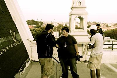 Look, I'm directing!