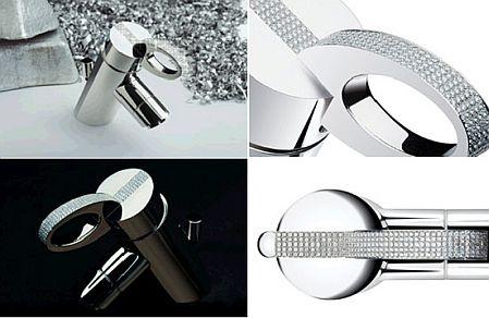 diamond faucet