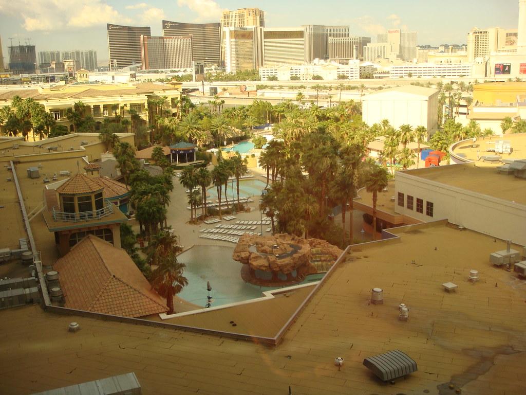 Rio pool area