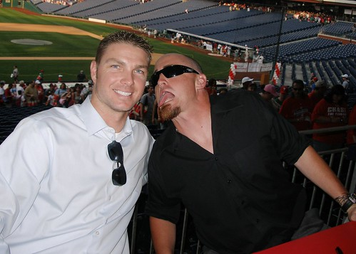 Ryan Madson with Brett Myers