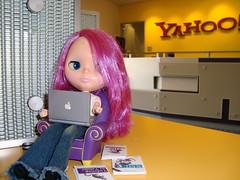 Blythe as a Technical Yahoo!