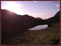 laghetto (tremendo2008) Tags: montagne alba pale sole vette dolomiti laghetto cime passi bureloni
