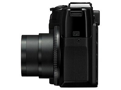 GPS on the Nikon P6000