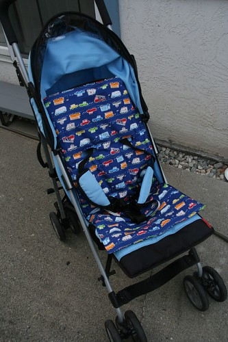 Esprit Stroller with Cover