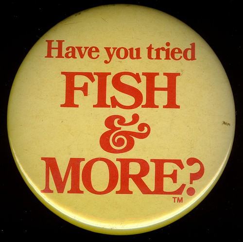 Fish & More Button