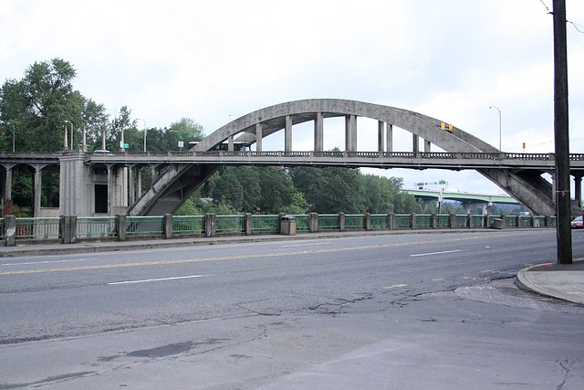 Oregon City Bridge