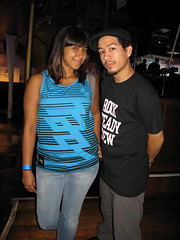 Crissy & Ervin - Rock Steady Crew