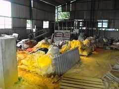 有害廢棄物任意棄置情形(照片提供:環保署)