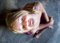 hello!! (david_CD) Tags: girls portrait color smile face kids children happy funny smirk losangles childish subm lightonkids