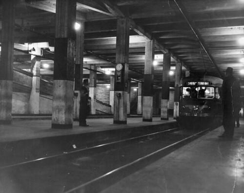 Hollywood Subway 1946