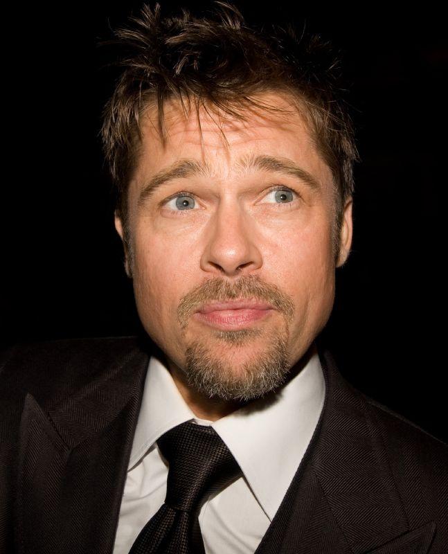 TIFF 2008 - Brad Pitt