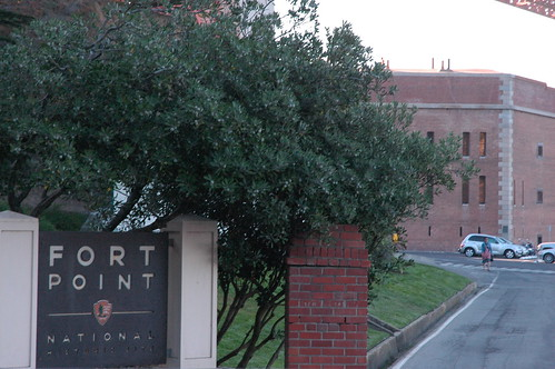Fort Point Sign