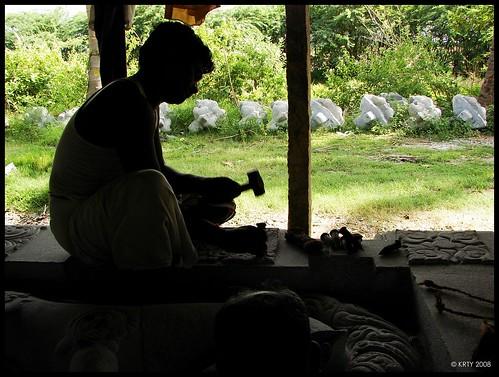Manimandapam - The Sculptor