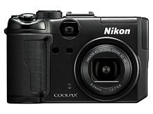 nikon raw coolpix gps p6000