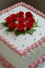 9 Roses Cake
