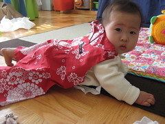 Dress from Aunty Leng