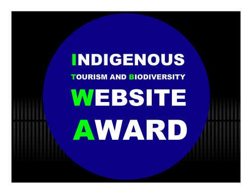 Indigenous Tourism and Biodiversity Website Award