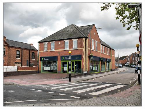 Front Street,  Arnold, Nottingham 2008